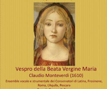 Concerti - Vespro della Beata Vergine Maria di Claudio Monteverdi (1610)