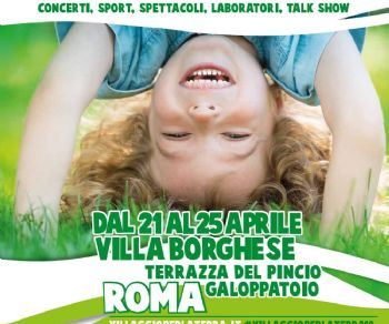 Altri eventi - Villaggio per la Terra. Earth Day Italia 2019