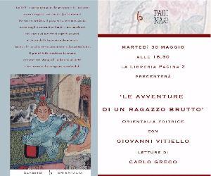Presentazione del traduttore e curatore del libro Prof. Giovanni Vitiello
