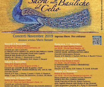 Festival - 9° Festival di Musica Sacra nelle Basiliche del Celio