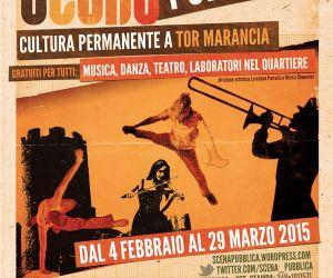 Cultura permanente a Tor Marancia: un teatro a cielo aperto