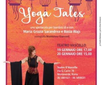 Spettacoli - Yoga tales