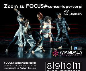 "Spettacoli: ""Focus#concertopercorpi"""