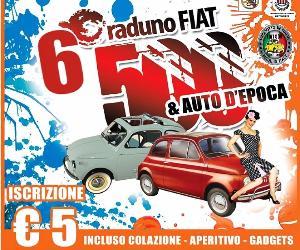 Mostre - Raduno di Fiat 500 e auto d'epoca