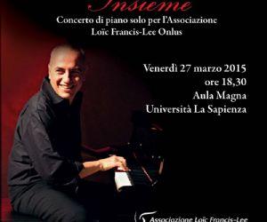Concerti: Insieme. Danilo Rea in concerto alla Sapienza