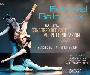 Spettacoli - Torna Il festival Ballet-ex