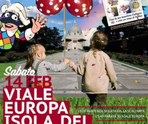 L'evento è in Viale Europa, Municipio IX di Roma Capitale