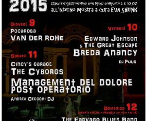 Festival: Ninfeo live 2015