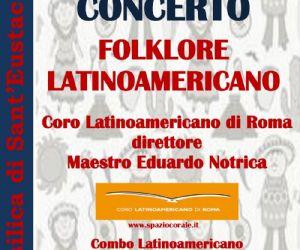 Il Coro Latinoamericano di Roma presenta così questo suo concerto