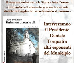 Presentazione thriller noir di Carlo Peparello