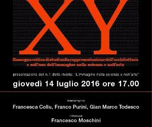 Presentazione primo numero della rivista XY
