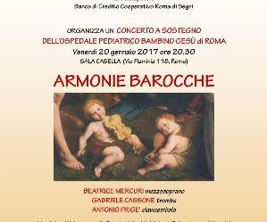 Concerti - Armonie barocche