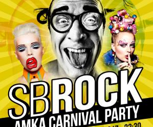 Serate: SBRock Amka Carnival Party