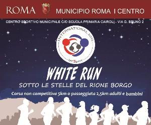 Altri eventi - White Run 2017