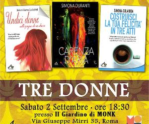 Libri - Presentazione dei libri di Ginevra Roberta Cardinaletti, Simona Colaiuda e Simona Duranti