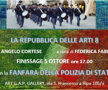 Gallerie: La Repubblica delle Arti 8