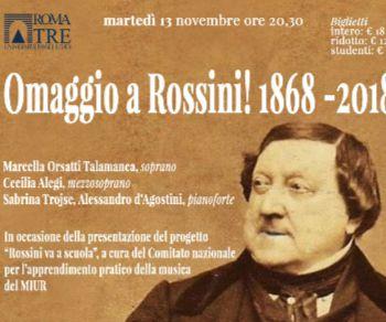 Concerti - Omaggio a Rossini!