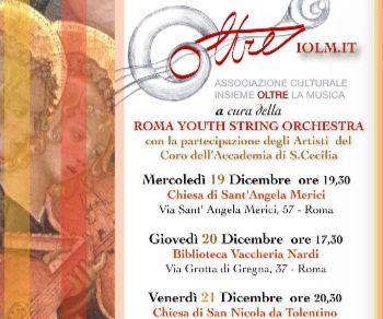 Concerti - Concerti di Natale della Roma Youth String Orchestra