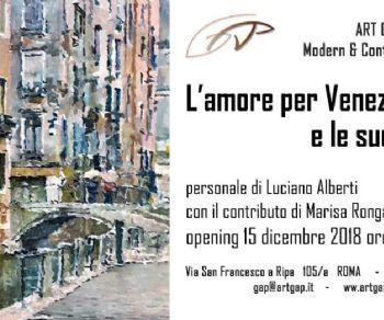 Gallerie - L'amore per Venezia... e le sue donne
