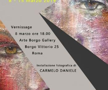 Personale dell'artista Paola Falini.