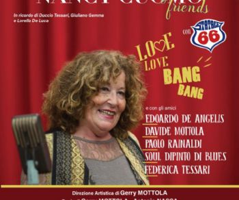 Concerti - Nancy Cuomo & friends in concerto a Ostia