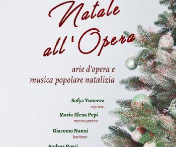 Concerti - Natale all'Opera|