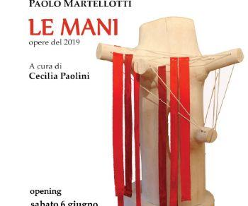 Personale di Paolo Martellotti