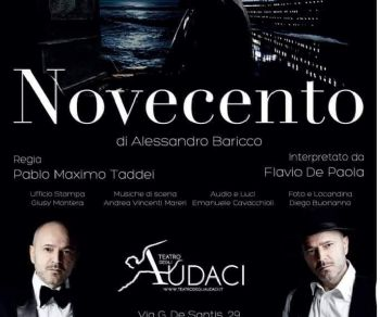 Spettacoli: Novecento di Alessandro Baricco