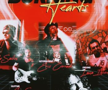 Concerti - BURNING HEARTS