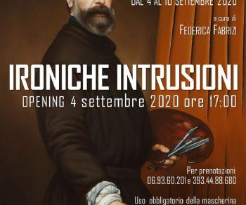 Gallerie: Ironiche Intrusioni