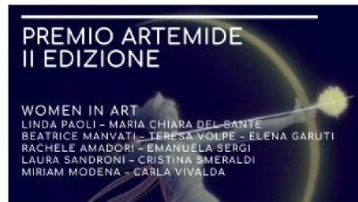 Gallerie - II Edizione Premio ARTEmide -Women in Art