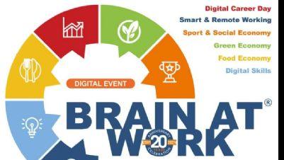 Appuntamenti virtuali - Festival del Lavoro e delle nuove professioni