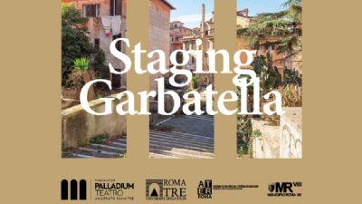 Spettacoli - Staging Garbatella