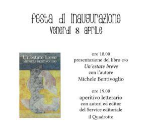 Presentazione del libro di Michele Bentivoglio