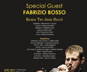 Concerti: Fabrizio Bosso in concerto