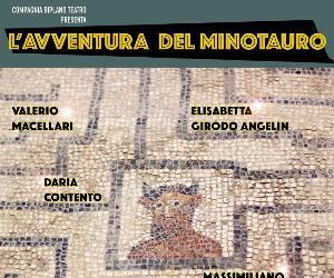 Spettacoli: L'avventura del Minotauro