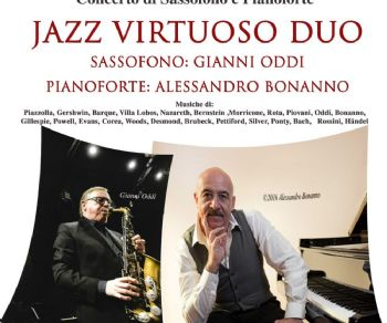 Concerti - JAZZ VIRTUOSO DUO
