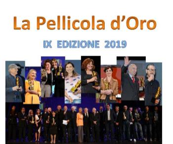 """Altri eventi - IX Edizione Premio de """"La Pellicola d'Oro"""""""