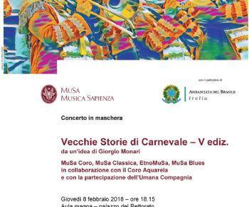 Vecchie storie di Carnevale - V edizione