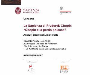 Concerti - Chopin e la patria polacca