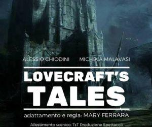 Spettacoli: Lovecraft's Tales