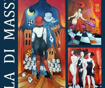 Mostra dell'artista Viola Di Massimo
