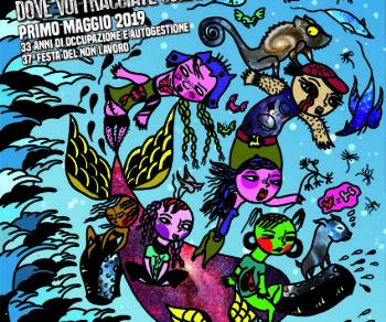 Festival - 1° Maggio al CSOA Forte Prenestino