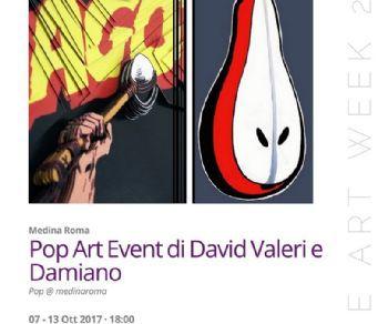 Mostra di di David Valeri e Damiano