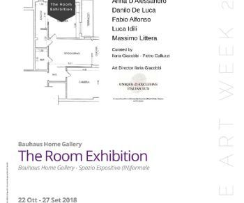 Gallerie - The Room Exhition al Rome Art Week