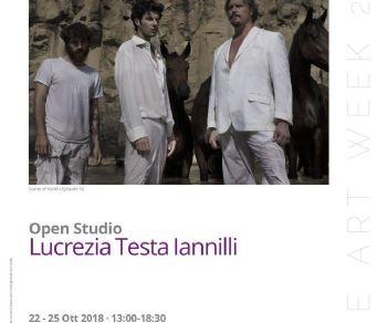 Locandina evento: OPEN STUDIO/Game of Vanth