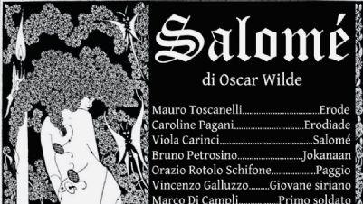 Spettacoli - Salomé