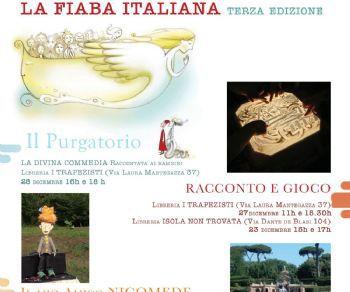 Spettacoli - La Fiaba Italiana