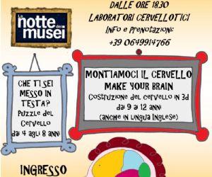 """Una serata dedicata al tema """"Mente e Cervello"""""""