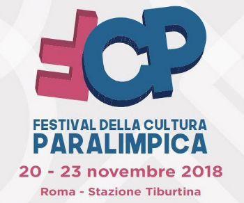 Festival - Festival della Cultura Paralimpica 2018